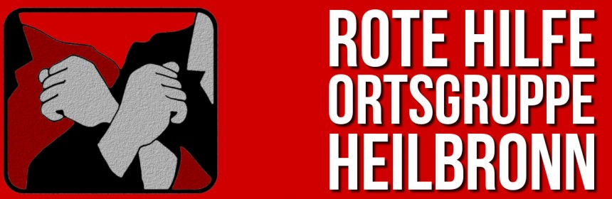Rote Hilfe Ortsgruppe Heilbronn